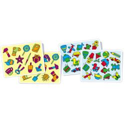 El Osito curioso - juego de cartas de atención para 2-8 jugadores
