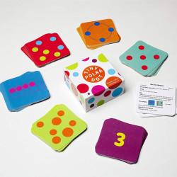 Tiny Polka Dot - juego matemático para 1-6 jugadores