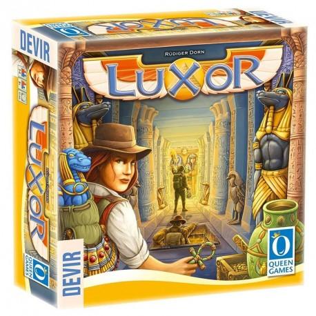 Luxor - Joc d'estratègia per a 2-4 jugadors