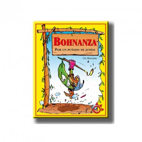 Bohnanza - Joc de cartes tàctic i de negociació per a 3-5 jugadors