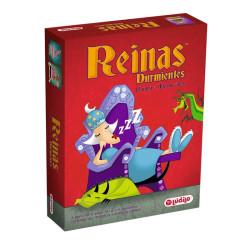 Reinas Durmientes - juego de estrategia y rapidez para 2-5 jugadores