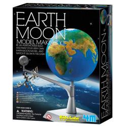 KidzLabs - Maqueta tierra y luna