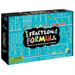 Fórmula Fracción - carrera de fracciones para 1-4 jugadores