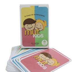 MutKids - El juego de las Emociones en castellano