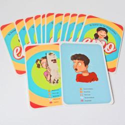 Mutkids EMO - El juego de las Emociones - plurilingüe