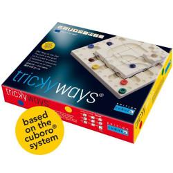 Cuboro Tricky Ways Fasal versión 2 - juego de mesa estratégico para 2-4 jugadores