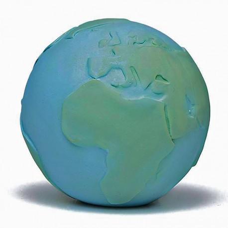 Pelota sensitiva de caucho 100% natural - Planeta Agua