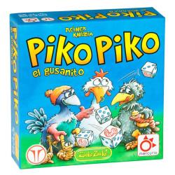 Piko Piko el gusantio - divertido juego de dados