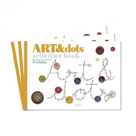 Art&Dots - Llibre d'activitats
