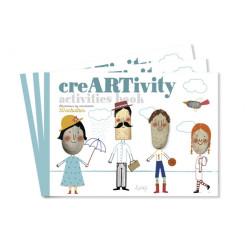 Creativity - Libro de actividades