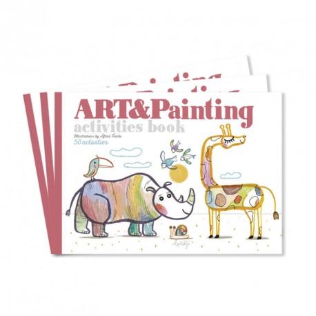 Art&Painting - Llibre d'activitats