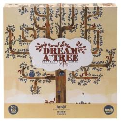 Dream a Tree: construye un árbol - juego cooperativo para 1-6 jugadores
