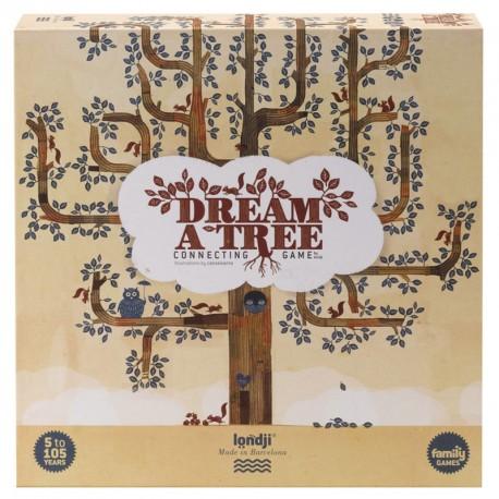 Dream a Tree: construeix un arbre - joc cooperatiu per a 1-6 jugadors