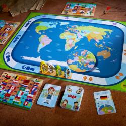 Los países del mundo - juego de conicimientos para 2-4 jugadores
