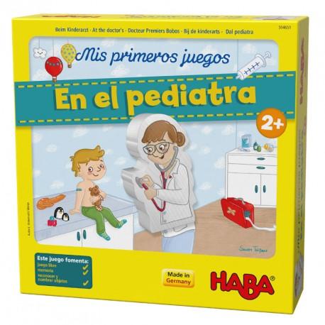 Mis primeros juegos - En el pediatra