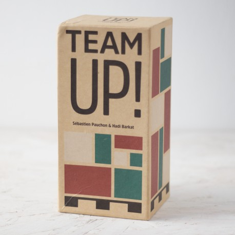 Team Up: En equip- Joc cooperatiu per 1-4 jugadors