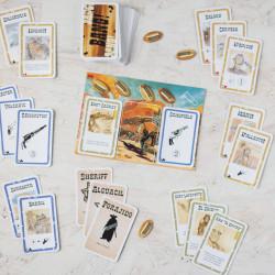 ¡BANG! - Juego de cartas de gran calibre para 4-7 jugadores