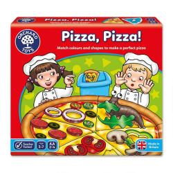 Pizza, Pizza! - juego de asociación para 2-4 jugadores
