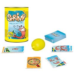 Shrimp - Juego de observación, velocidad...¡y gambas!