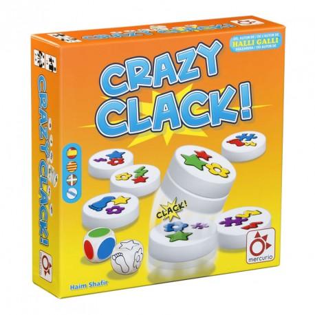 Crazy Clack! - juego de rapidez y atención