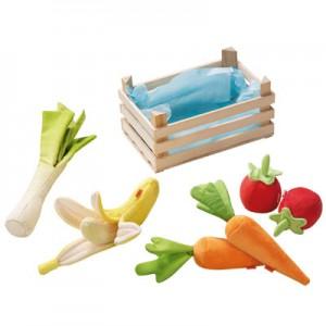 Caja de verduras de tela Biofino