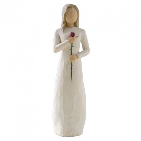 Figura Decorativa - LOVE