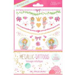 Tatuatges Metàl·lics - Princesa Lillifee