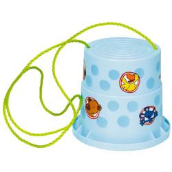 Zancos Los 7 amiguitos - juguete de motricidad