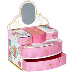 Mini cómoda joyero Princesa Lillifee