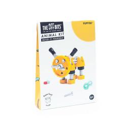 Kit Perro con SuperTool Puppybit - juguete de construcción con piezas de repuesto