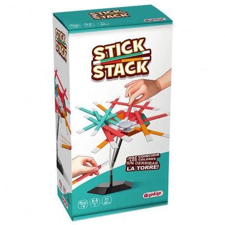 Stick Stack - joc de precisió i equilibri per a 2 o més jugadors
