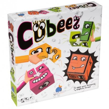 Cubeez - ràpid joc de reconeixement i reacció