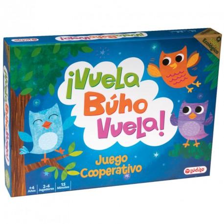 ¡Vuela Búho Vuela! - Juego cooperativo para 2-4 jugadores