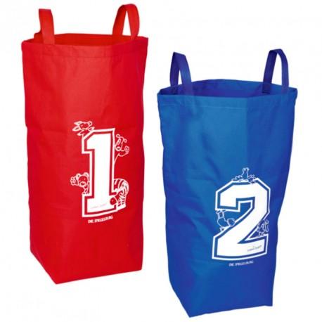 2 sacos para saltar Los 7 amiguitos - juego de motricidad