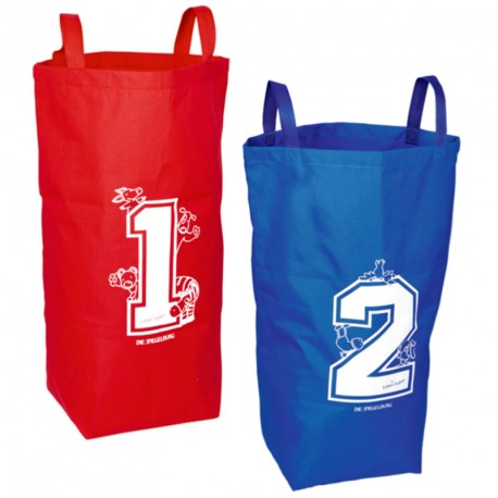 2 sacs per a saltar Els 7 amiguets - joc de motricitat