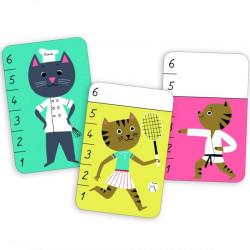 Bata Miaou - Juego de cartas de batalla