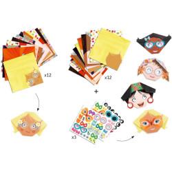 Papiroflexia Origami Iniciación - Caritas