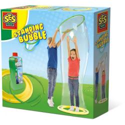 Quieto en una Mega Burbuja - Set para crear Pompas de jabón Gigantes