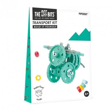 Kit Planador amb SuperTool Piperbit - joguina de construcció amb peces de recanvi