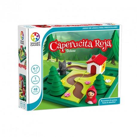 Caputxeta Vermella Deluxe - joc de lògica per a preescolars