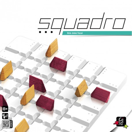 Squadro - joc d'estratègia per a 2 jugadors