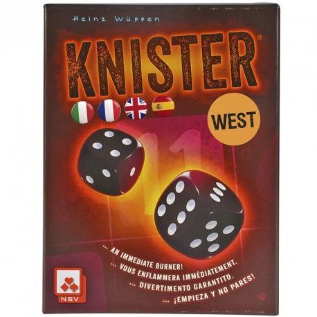 Knister - emocionant joc de daus per a 1-12 jugadors