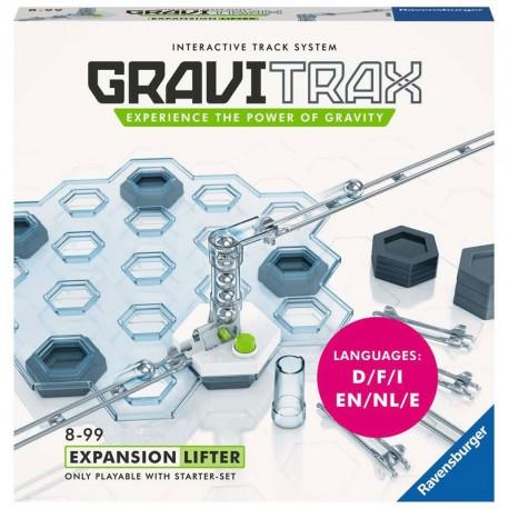 GraviTrax Expansión Ascensor - pista de canicas interactiva
