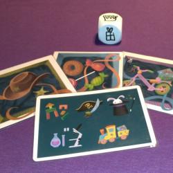 Fiesta de Regalos - juego de cartas para 2 jugadores