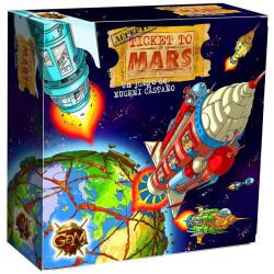 Ticket to Mars - apocalíptico juego de mesa para 2-5 jugadores