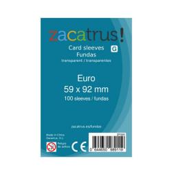 100 Fundas para cartas - EURO (59 x 92 mm)