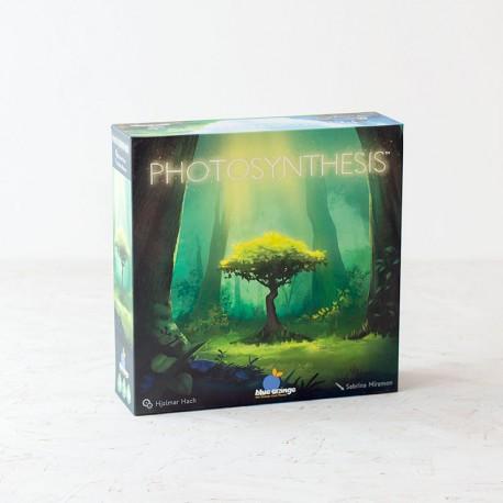Photosynthesis - juego de estrategia de 2 a 4 jugadores