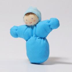 Baby Leo - muñecos de tela para casa de muñecas