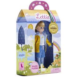 Muñeca Lottie - Olivia Días de Lluvia
