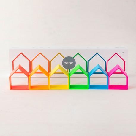 dëna Houses - 6 casas de silicona